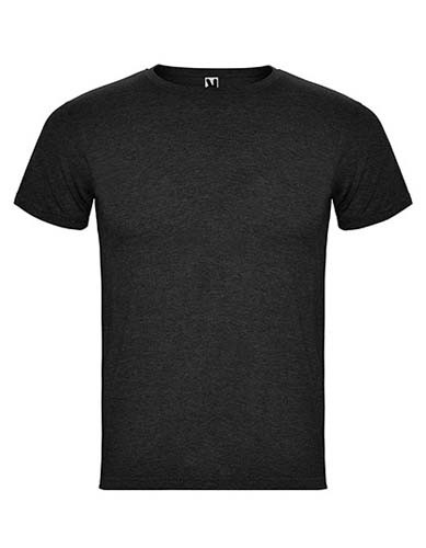 RY6660 Fox T-Shirt_Heather-Black