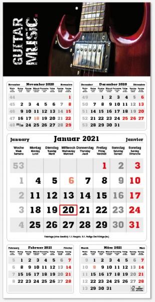 CLASSIC TIMES 5 | 5 Monatskalender