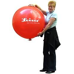 Riesenballon mit Siebdruck 225