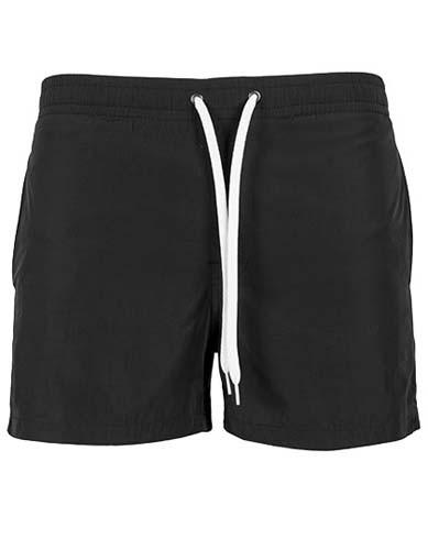 Swim Shorts_Black