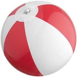 Mac-58261 Ministrandball bicolor_weiss/rot