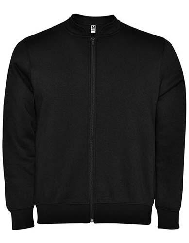 RY1103 Elbrus Sweat-Jacket_Black