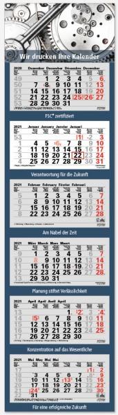 JUNIOR-6 | flatbarer 6-Monats-Kalender