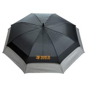 23'' zu 27'' erweiterbarer Regenschirm