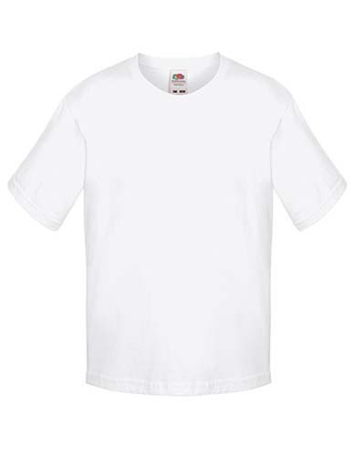 Kids Sofspun® T_White
