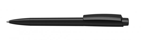 Kugelschreiber Zeno recycling schwarz