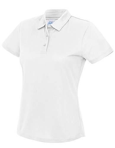 JC045 Girlie Polo Shirts - Kurzarm