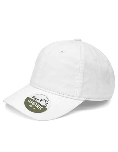 Organic Cotton Cap_White