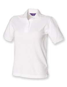W401 Damen Polo Shirt Kurzarm