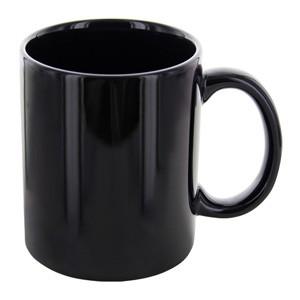 Tasse Carina schwarz
