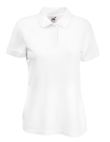 L-F506 65/35 Tailored Fit Polo