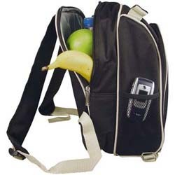 icknickrucksack mit integrierter Kühltasche