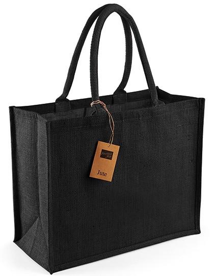 WM407 Baumwolltasche - Jute Classic Shopper