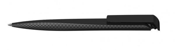 Kugelschreiber Tailor diamond/high gloss schwarz