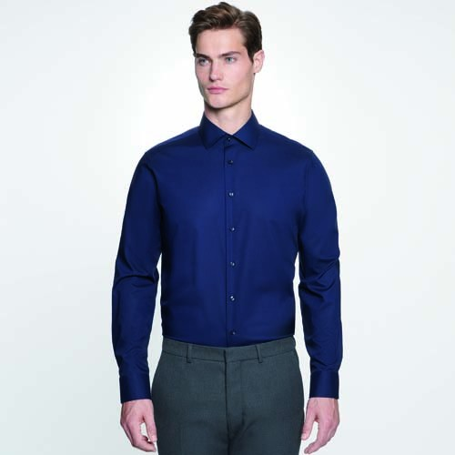 Men`s Shirt Slim Fit Longsleeve