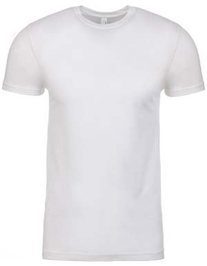 NX3600 Men´s Crew Neck Shirt_White