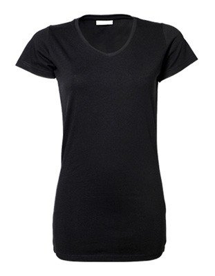Tee Extra Lenght Black