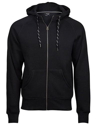 TJ5435N Fashion Full Zip Hood_Black