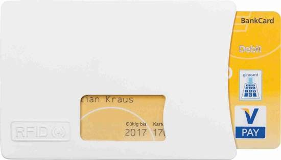 """Sp-477-00 Kartenhülle """"MyCardSafe"""""""
