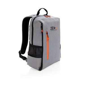 "Lima 15,6"" RFID & USB Laptop-Rucksack, grau"