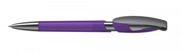 Kugelschreiber Rodeo Mmn violett transparent