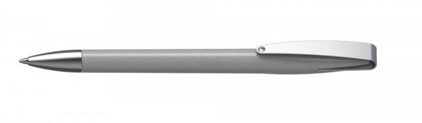 Metallkugelschreiber Cobra metallic-m Mms silbermetallic