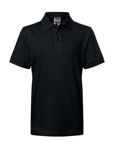 Classic Polo Junior_Black