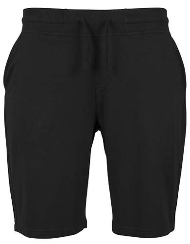 Terry Shorts__Black