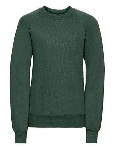 Children´s Classic Sweatshirt_Bottle-Green