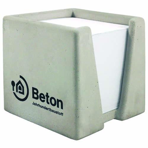 Zettelspeicher Beton 118 x 118 x 110 mm_1