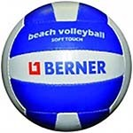 Beachvolleyball mit Soft-Touch-Effekt