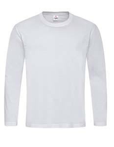 S240 T-Shirt Classic Rundhals Langarm