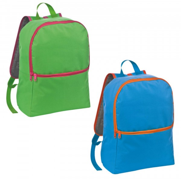 Mac-60075 Rucksack in neon Farben