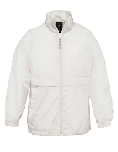 BCJK950 Jacket Sirocco / Kids_White